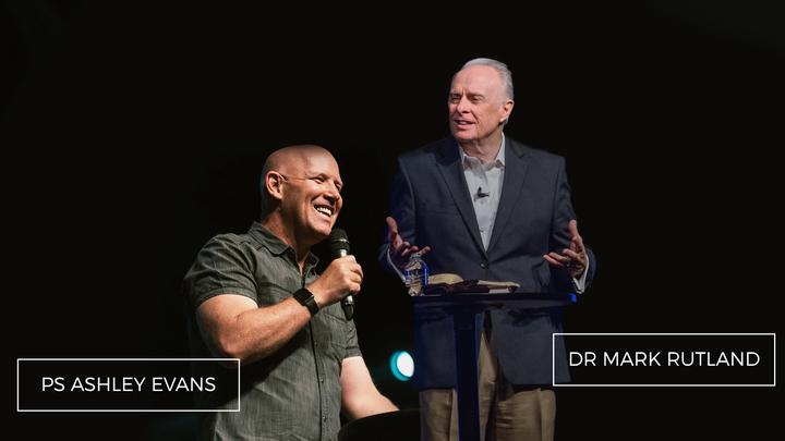 2019 Preaching Masterclass w/ Dr. Mark Rutland logo image