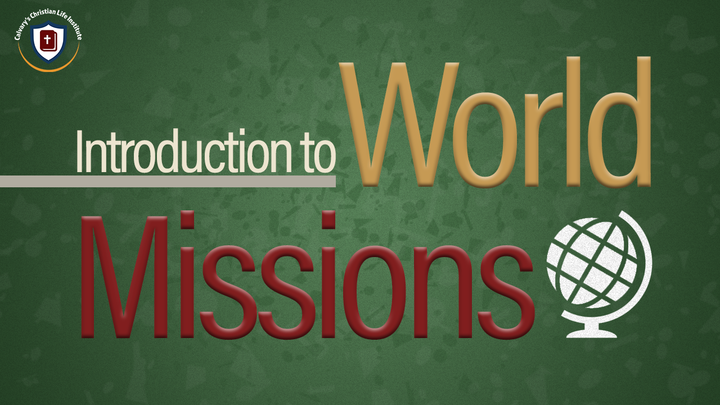 Introduction to World Missions logo image