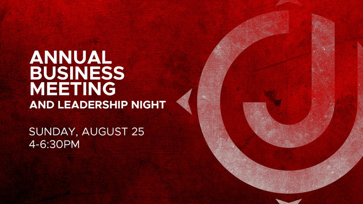 Annual Business Meeting & Leadership Night logo image