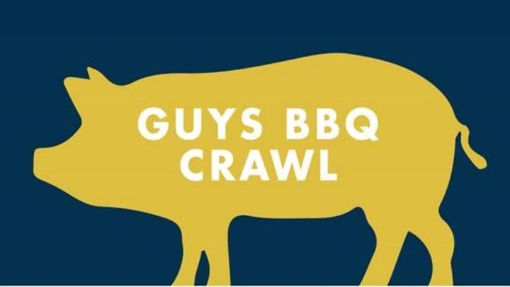 Guy's BBQ Crawl logo image