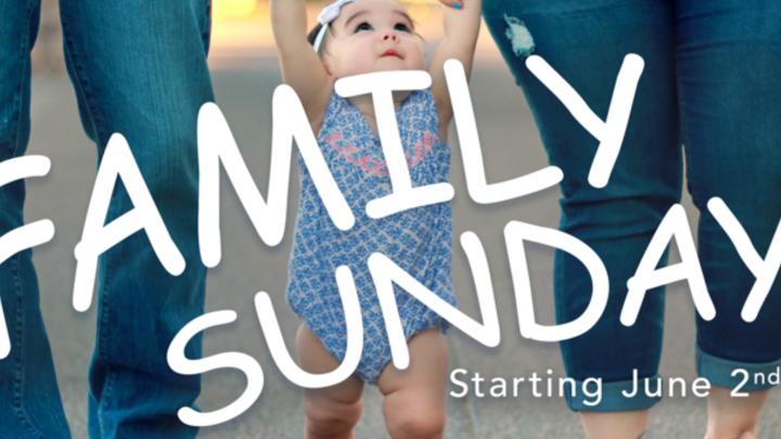 Family Sunday!  logo image