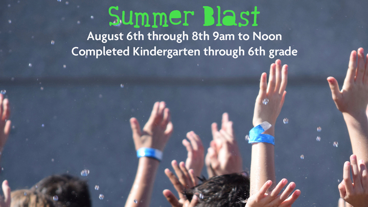 Summer Blast logo image