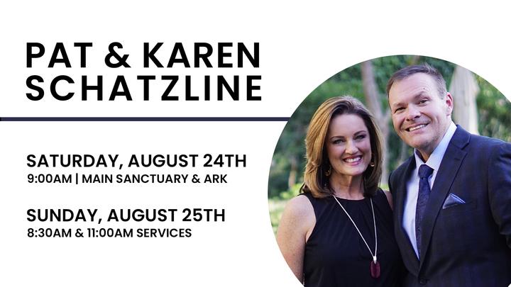 Pat & Karen Schatzline  logo image