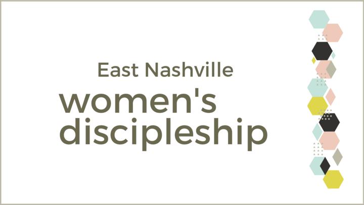 Women's Discipleship Kickoff Event- East Nashville logo image