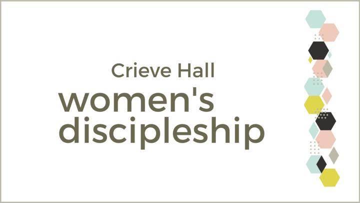 Women's Discipleship Kickoff Event- Crieve Hall logo image