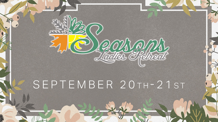 Seasons Ladies Retreat logo image