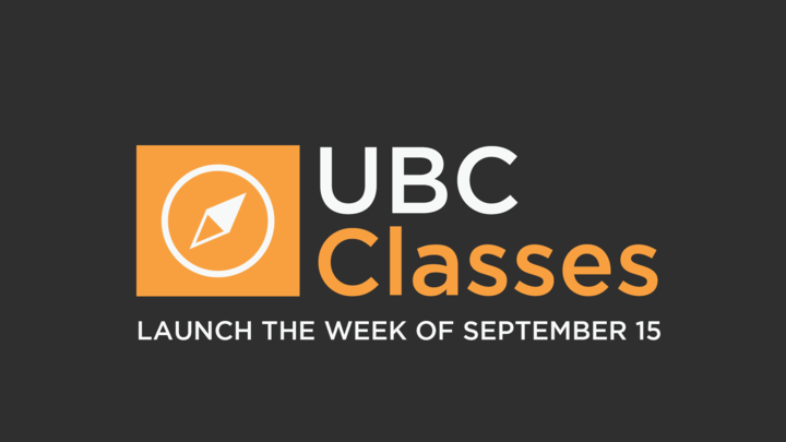 Week of Classes Launch logo image