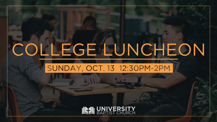 College Luncheon logo image
