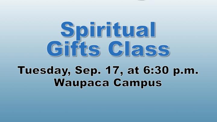Spiritual Gifts - WP logo image