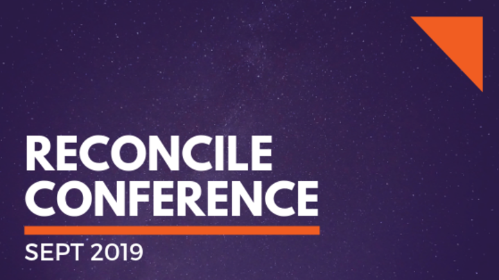 Reconcile Conference  logo image