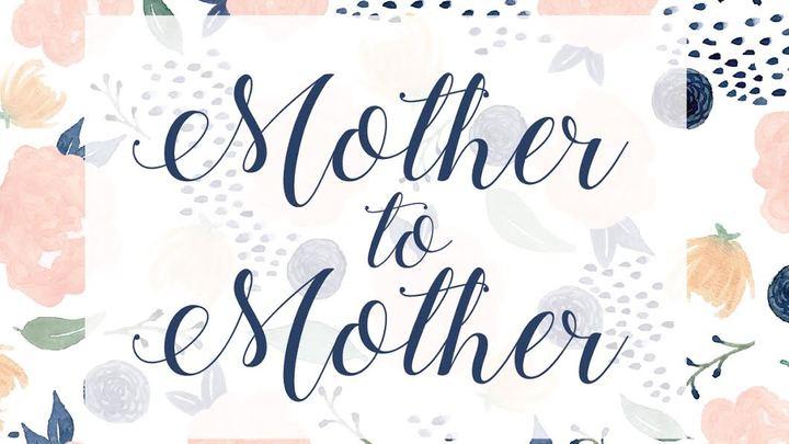 Mother to Mother - Sept thru Nov 2019 logo image