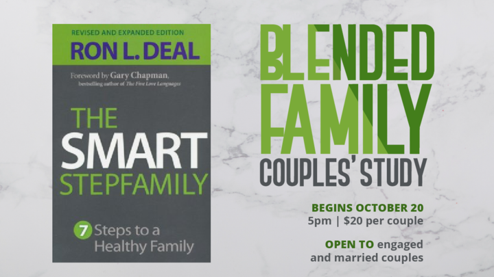 Blended Family Couples' Study 2019-20 logo image