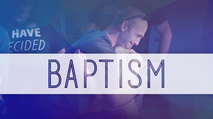 September Baptism Orientation logo image
