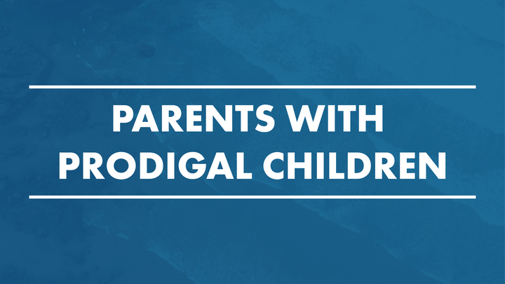 Parents with Prodigal Children logo image