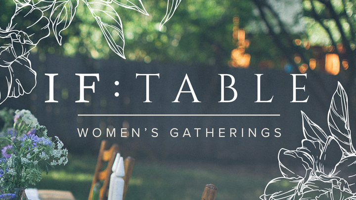Calvary Women | IF Table @ The South Bend Chocolate Factory logo image