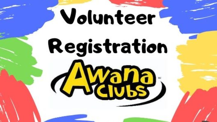 Awana Volunteer Registration logo image