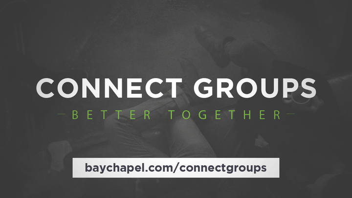 Connect Group Leader Registration  logo image
