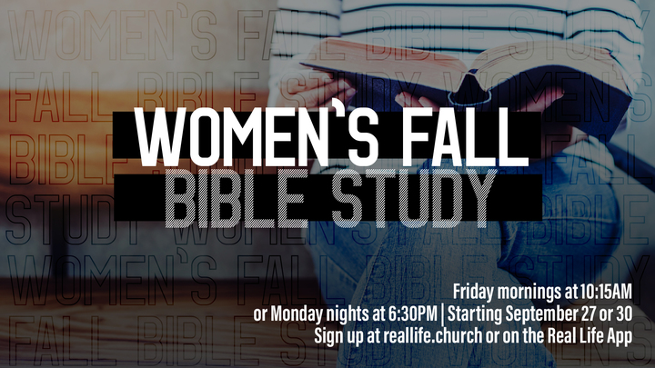 Women's Fall Bible Study - Psalm 40 logo image