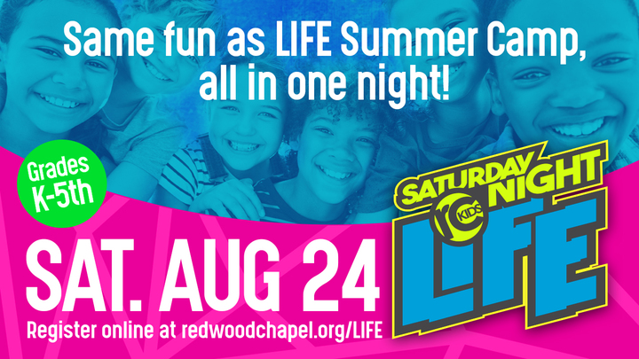 Saturday Night Life logo image
