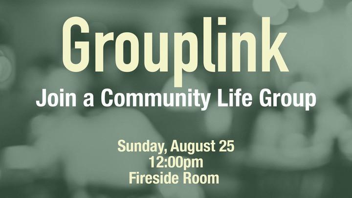Grouplink logo image