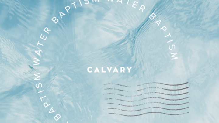September- Baptism logo image