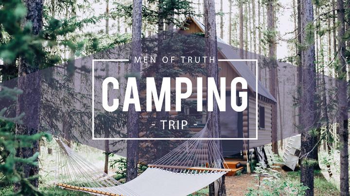 Men of Truth Camping Trip logo image