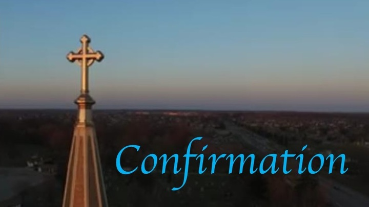 Youth Confirmation logo image