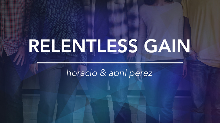 Relentless Gain logo image