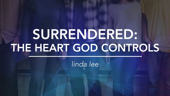 Surrender: The Heart God Controls logo image