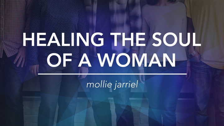 Healing the Soul of a Woman by Joyce Meyer logo image