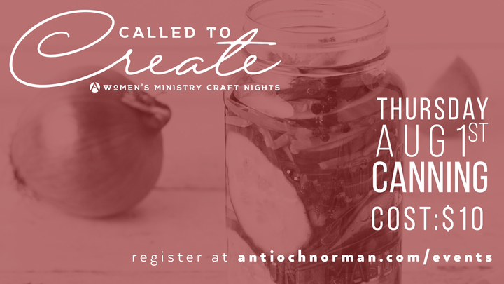 Called to Create | Canning logo image