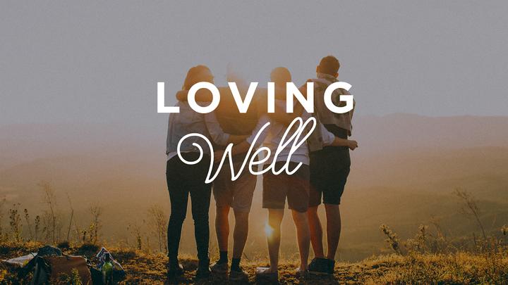 Loving Well logo image