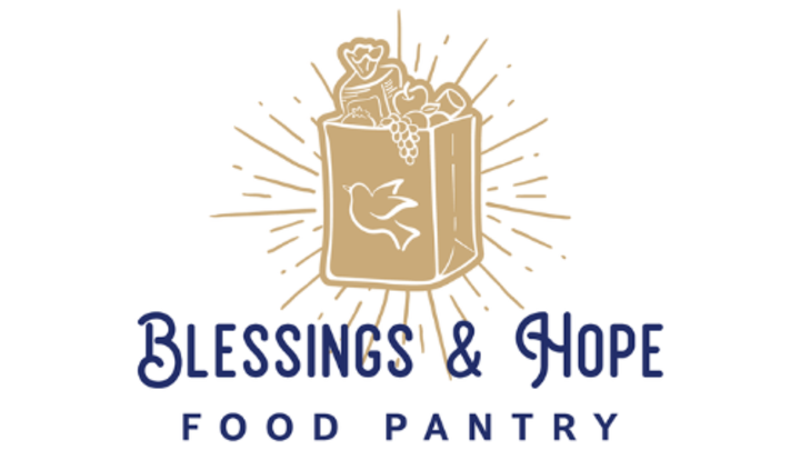 Blessings and Hope Food Pantry Distribution logo image