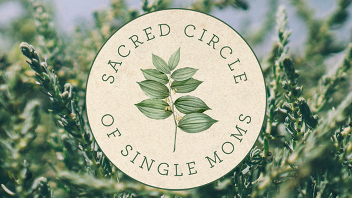 Sacred Circle of Single Moms logo image