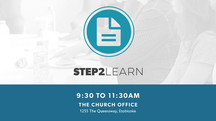 Step 2: LEARN logo image
