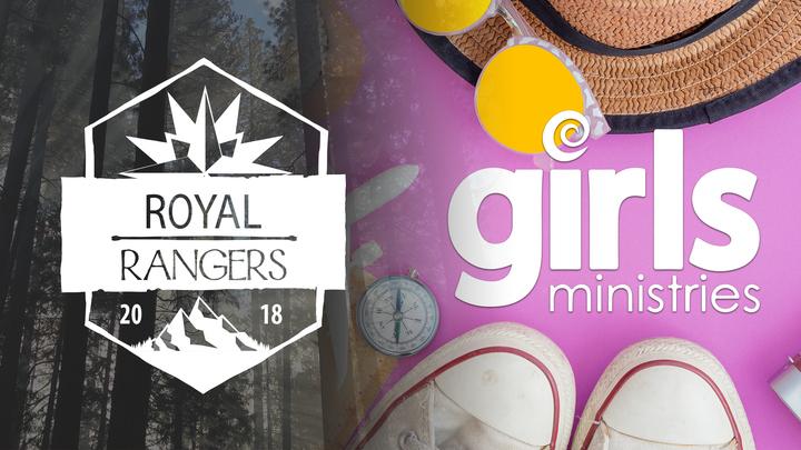 Royal Rangers & Girls Ministries 2019 - 20 logo image