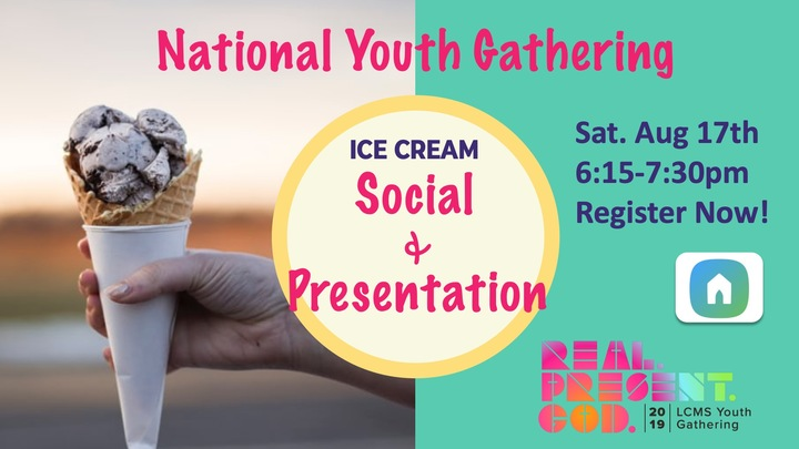 National Youth Gathering Presentation logo image