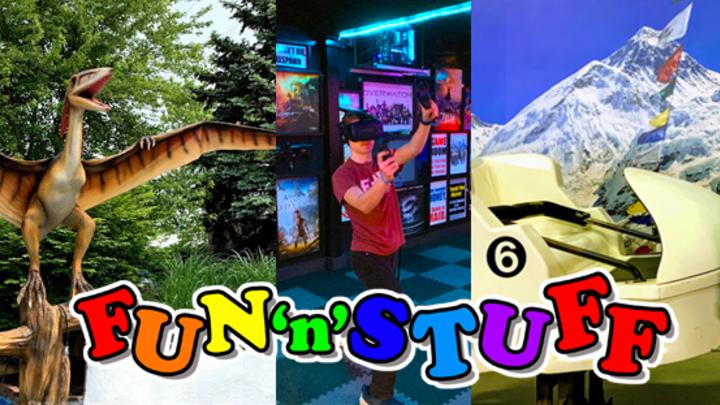 Fun 'n' Stuff Youth Middle School Event logo image