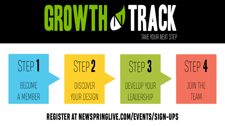 Growth Track  - August logo image