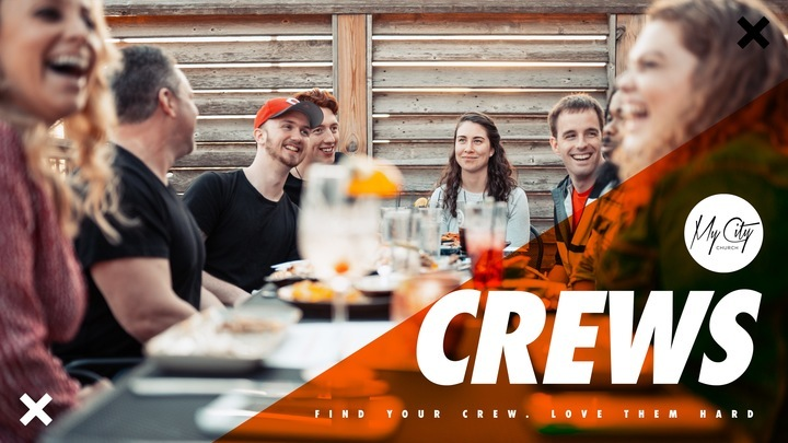 New CREW Leader Training logo image