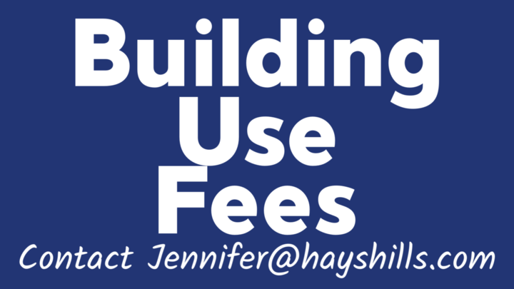 Building Use Rental Fees logo image