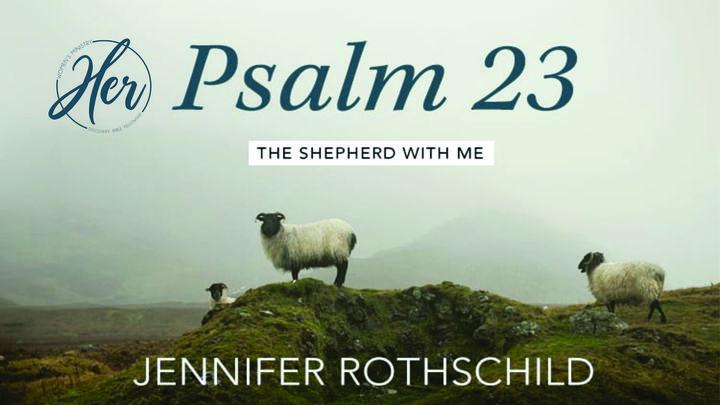 Psalm 23 logo image