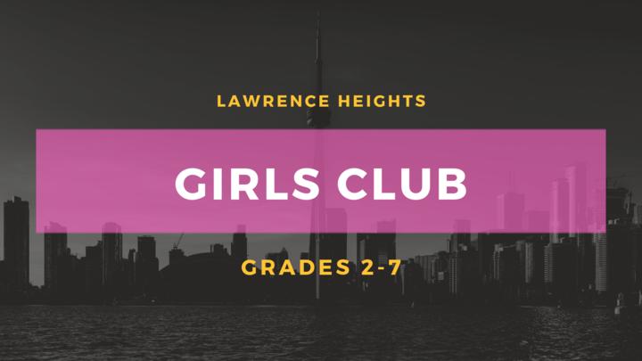 Lawrence Heights | Girls Club -Diadems logo image