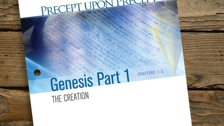 Genesis Part 1 & 2 - A Women's Precept Study logo image
