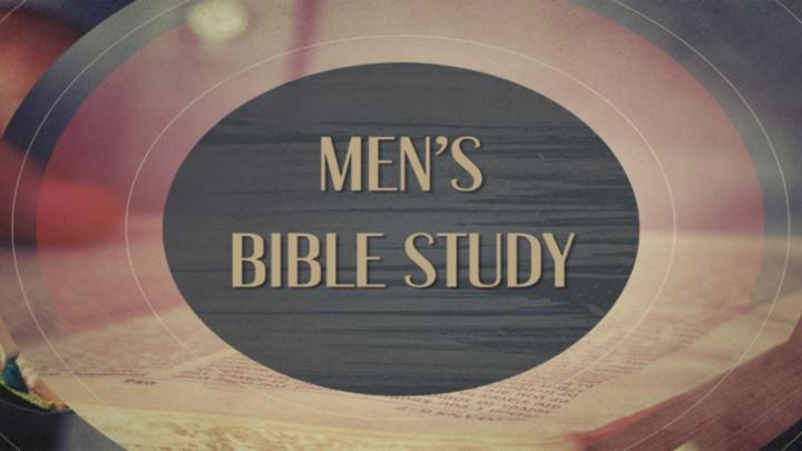 Men's Bible Study logo image