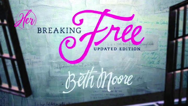EmpowHer Breaking Free logo image