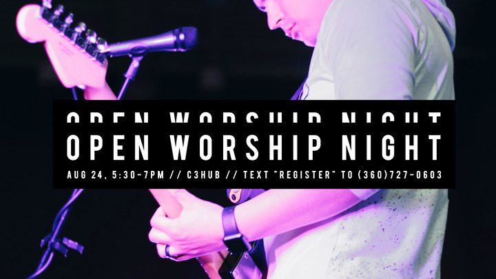 Open Worship Night logo image