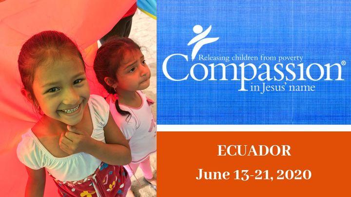 Ecuador Compassion Trip- Info Meeting logo image