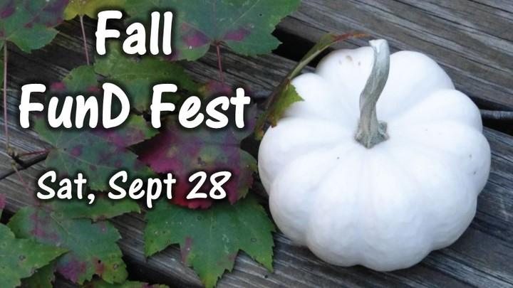 Fall Fun(d) Fest  logo image