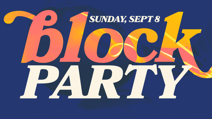 Block Party logo image